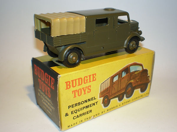 Budgie No.210 Personnel & Equipment Carrier (US Army)