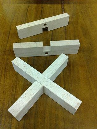 Knobelspiel Kreuz