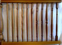Treppensprossen