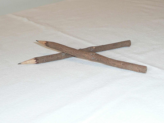 Bleistift Naturast, klein