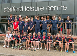 Club Records Best Ever Results at County Relays