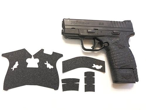 Handleitgrips Textured Rubber Gun Grip Enhancement for Springfield XDs 9mm/45ACP
