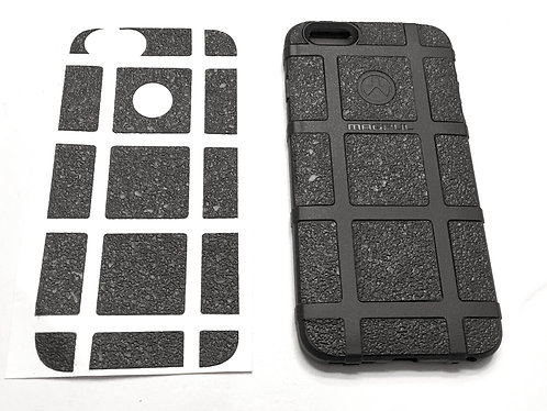 I Phone 6 Plus Textured Rubber Enhancement Grip Wrap