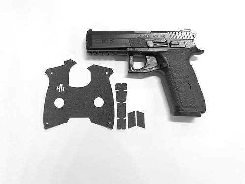 CZ P09  Gun Grip Enhancement Gun Parts Kit