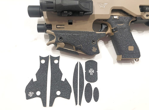 MCK Micro Roni Grip Enhancement  Parts Kit For Glock 34/35/41