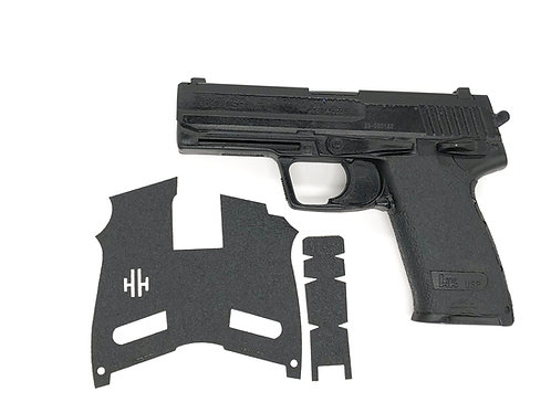 Heckler & Koch USP 45  Gun Grip Enhancement Gun Part Kit