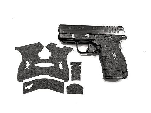 Springfield XDs MOD 2 9/45 Gun Grip Enhancement Kit