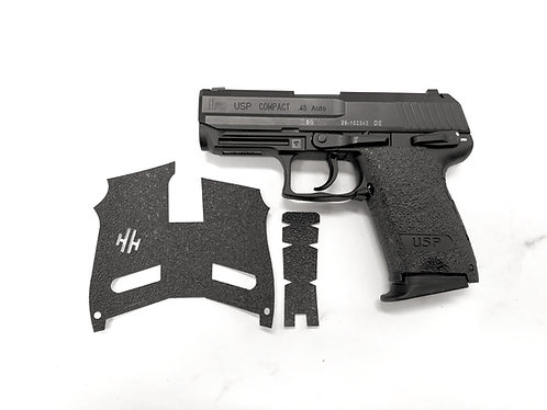 Heckler & Koch USP Compact 45  Gun Grip Enhancement Gun Part Kit