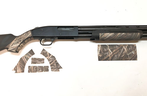 Mossberg 500 Mossy Oak Sandpaper Grip Enhancement