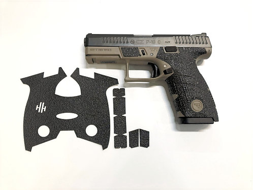 CZ P10 C  Gun Grip Enhancement Gun Parts Kit