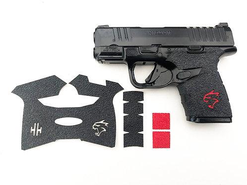 Springfield HELLCAT  Gun Grip Enhancement Gun Parts Kit Color Insert