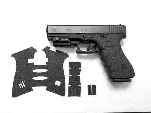 Glock 20/21/40/41 Gun Grip Enhancement Gun Parts Kit