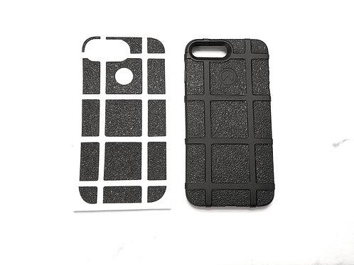 I Phone 7 Plus Textured Rubber Enhancement Grip Wrap