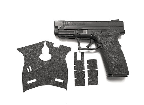 Springfield XD 45 Gun Grip Enhancement Gun Parts Kit