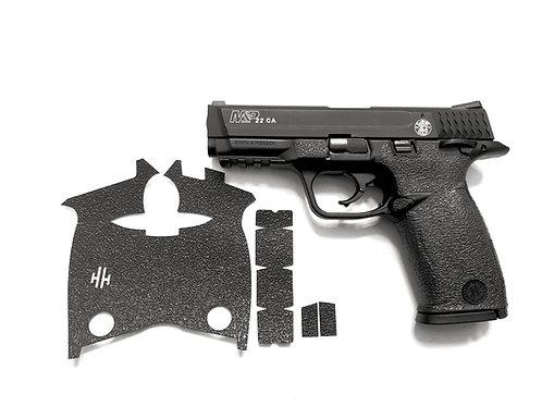 Smith and Wesson M&P 22 Gun Grip Enhancement Gun Parts Kit