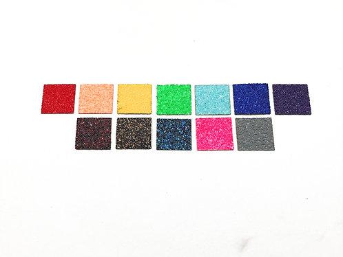 Colored Sandpaper Square Inserts Kit  ( 2 Squares Per Kit)