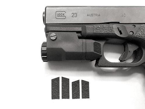 Glock Index Finger Grip Enhancement Set fits all models and gens