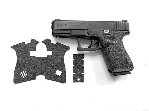 Glock 19 Gen 5  Gun Grip Enhancement Gun Parts Kit