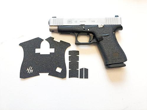 Glock 43x / 48 Gun Grip Enhancement Gun Parts Kit