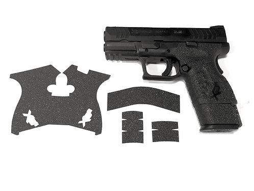Springfield XDM Compact Gun Grip Enhancement Gun Parts Kit