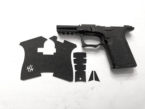 Glock 19/23 P80 Lower  Gun Grip Enhancement Gun Parts Kit