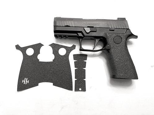 SIG SAUER P320 X Carry Gun Grip Enhancement Gun Parts Kit