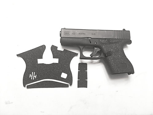 Glock 43 Gun Grip Enhancements Gun Parts Kit