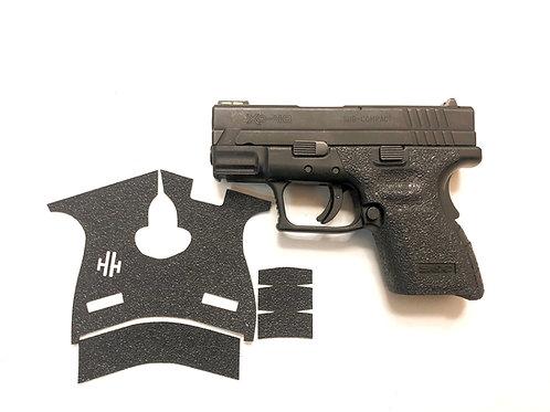 Springfield XD Sub Compact 9/40  Gun Grip Enhancement Kit