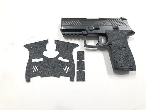 SIG SAUER P320  Full Sized Gun Grip Enhancement Gun Parts Kit
