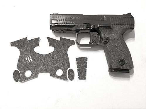 CANIK  TP9 sf Elite Gun Grip Enhancement Gun Parts Kit