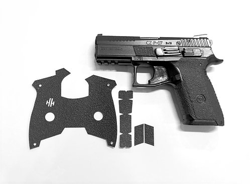 CZ P07  Gun Grip Enhancement Gun Parts Kit