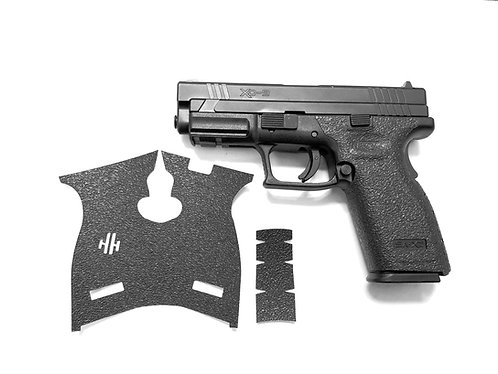 Springfield XD 9/40  Gun Grip Enhancement Gun Parts Kit