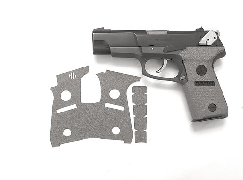 Ruger P89 Gray Gun Grip Enhancement Gun Parts Kit