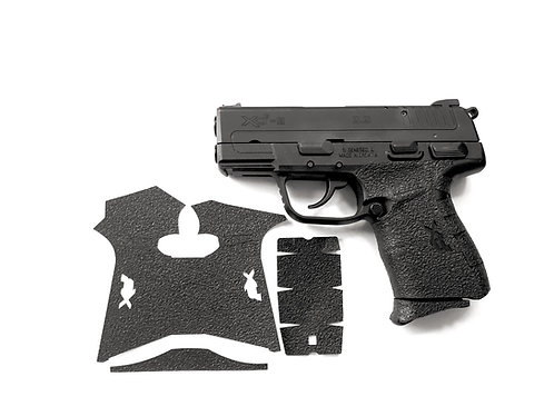 Springfield XDe 9/45  Gun Grip Enhancement Gun Parts Kit