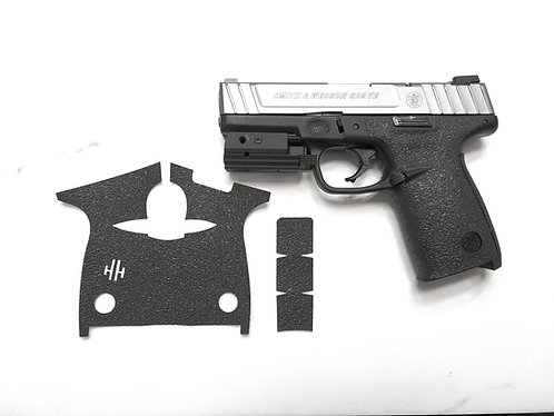 Smith and Wesson SD9 VE / SD40 Gun Grip Enhancement Gun Part Kit