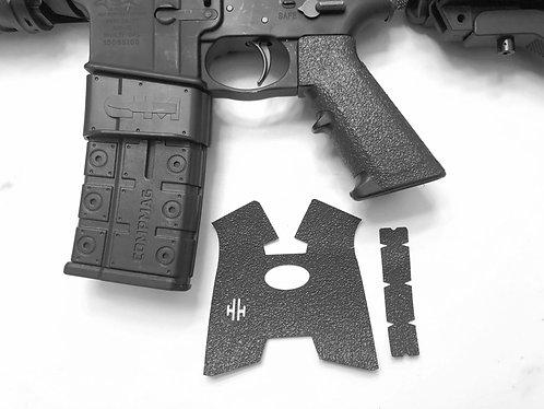 AR 15/ AR 10 / SCAR Classic Gun Grip Enhancement Wrap Gun Parts Kit