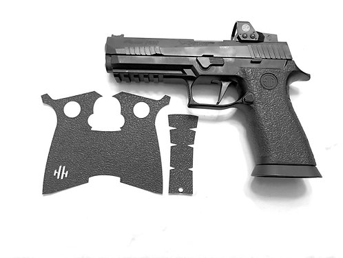 SIG SAUER P320 X5  Gun Grips Enhancement Gun Parts Kit