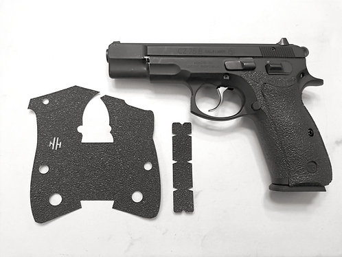 CZ 75 SP01 Gun Grip Enhancement Gun Parts Kit