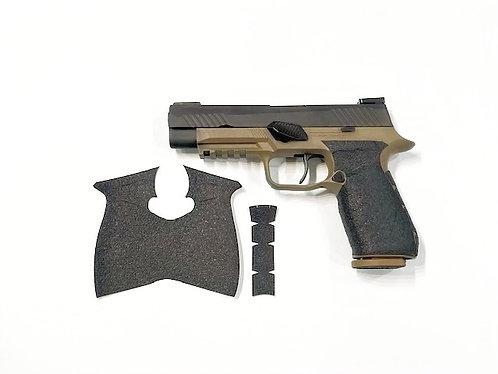 Wilson Combat P320 Compact Textured Rubber Gun Grip Enhancement Gun Parts Kit