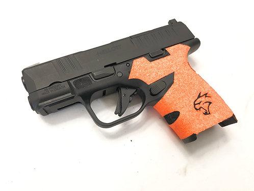 Springfield HELLCAT Color Sandpaper Gun Grip Enhancement Gun Parts Kit