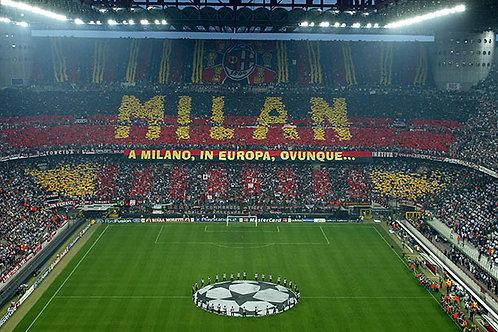AC Milan v Dudelange 29/11/2018