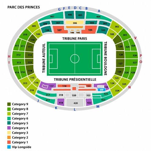 Paris Saint-Germain 2019-20 Season