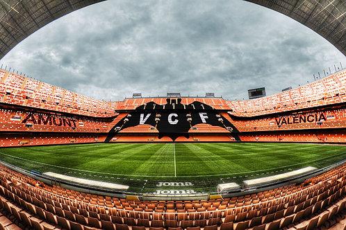 Valencia v Manchester United Hotel&Flight Package (12/12/2018)