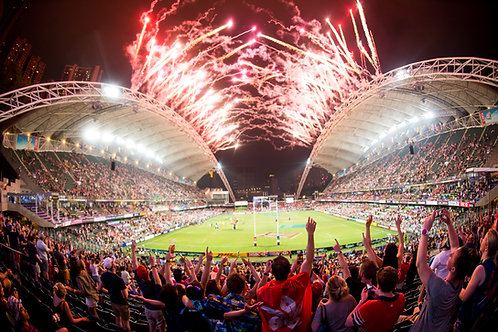 Hong Kong Rugby 7s (3 Nights & Ticket)