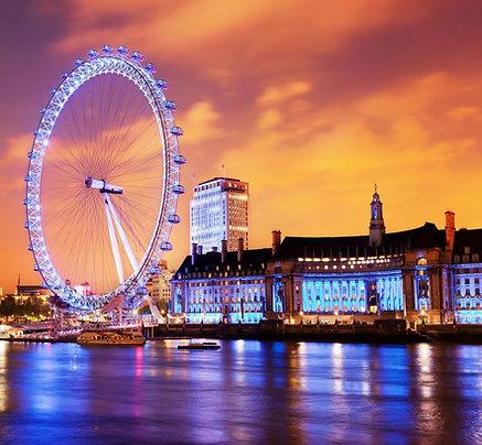 London Eye & Thames Excursion