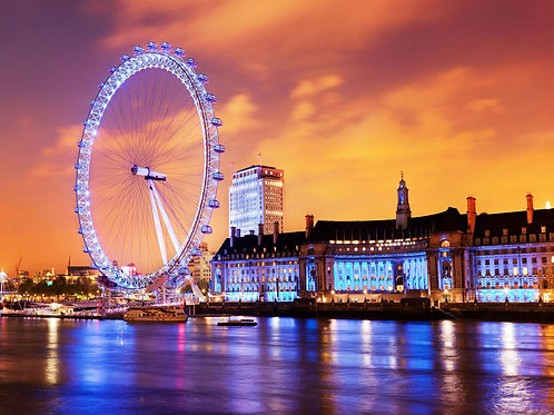 London Eye & Thames Excursion
