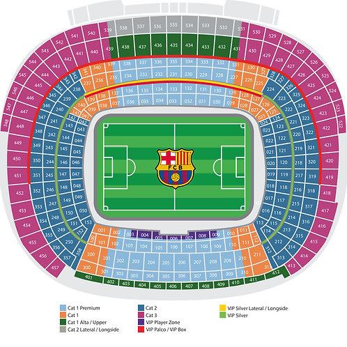 Barcelona FC 2019-20 Season