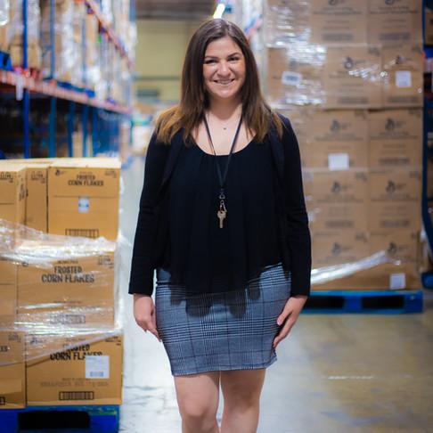 A Staff Perspective: Azucena Ortega
