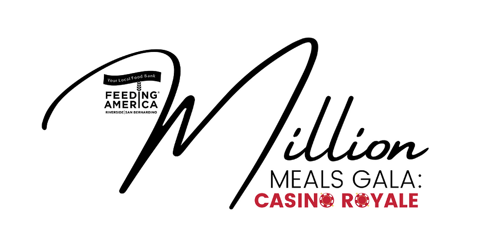 Million Meals Gala