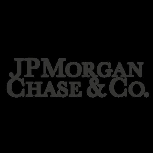 Thank you, JP Morgan Chase & Co.
